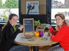Ook in Rijen schenken ze nu uitgestelde koffie: een extra kop koffie voor iemand met een smalle beurs