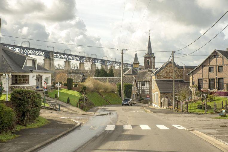 ►Het plaatsje Moresnet in Duitstalig België behoorde 100 jaar geleden tot het staatje Neutraal Moresnet.