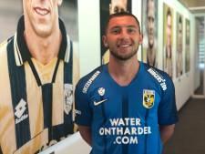 Done deal: Wittek voor drie jaar naar Vitesse