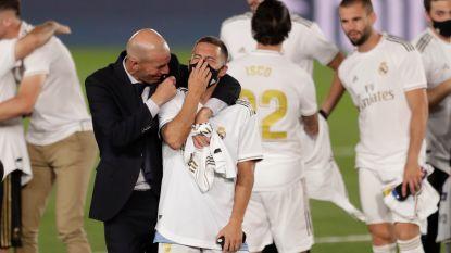 """""""Hij is in orde en heeft vertrouwen"""": Zinédine Zidane ziet dat Eden Hazard helemaal verlost is van pijn aan de enkel"""