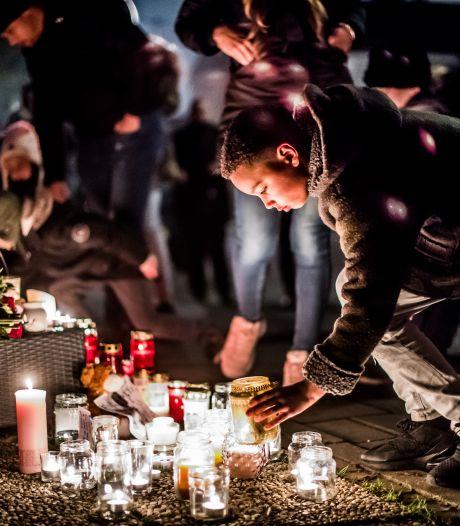 Zee van lichtjes voor vermoorde 12-jarige Bekiro uit Arnhem