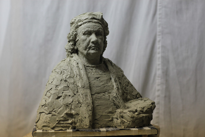 Ollo Feenstra: Rembrandt in de klei