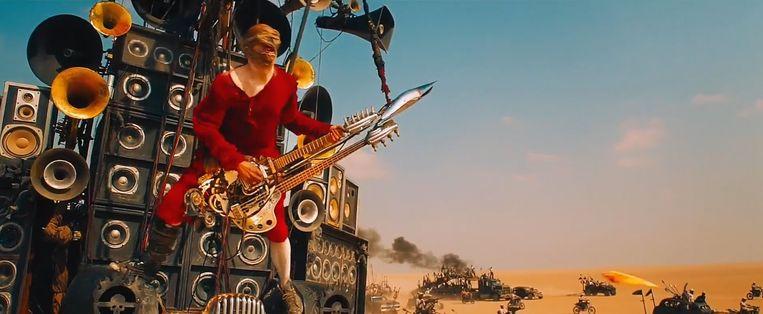 Mad Max: Fury Road (George Miller, 2015). Beeld null