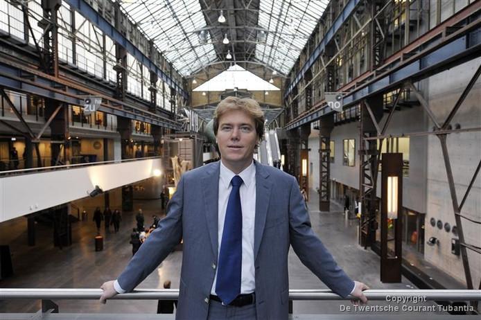 Hans Schutte wordt de directeur-generaal van DUO