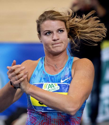 Achtste nationale titel voor Schippers op 60 meter