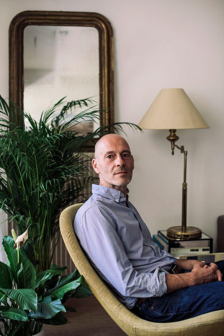 Christophe Guilluy, geograaf, schrijver Beeld Bart Koetsier