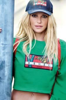 Britney Spears bijna onherkenbaar in modecampagne Kenzo