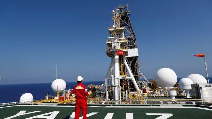 Turkije start nieuwe aardgasboringen ter hoogte van Cyprus