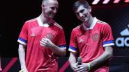 Adidas flatert grandioos bij ontwerp Russische én Duitse truitjes voor EK