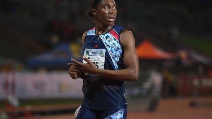 TAS stelt Semenya in het ongelijk: atlete moet met medicatie testosteronwaarde doen zakken