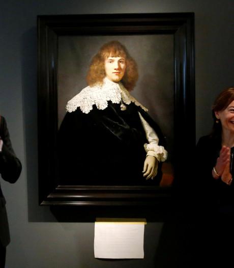 'Kunstkenner Jan Six vindt opnieuw Rembrandt'