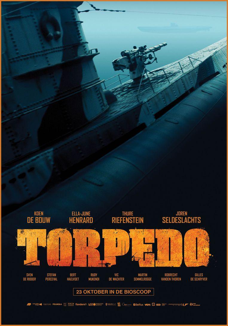 De nieuwe film Torpedo is vanaf 23 oktober te zien in de zalen.