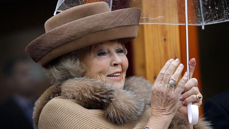 Koningin Beatrix. Beeld ANP