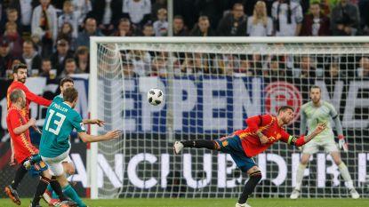 Oefenen richting WK: Genieten van Iniesta en Müller in duel der wereldkampioenen - Ronaldo schenkt Portugal in blessuretijd de zege - Rusland krijgt slaag van Brazilië