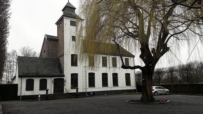 Kasteelrestaurant Eyckholt in Roosteren, ooit eigendom van Pieter H.