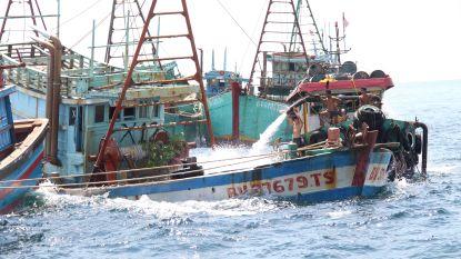 Indonesië keldert tientallen buitenlandse boten in strijd tegen illegale visvangst