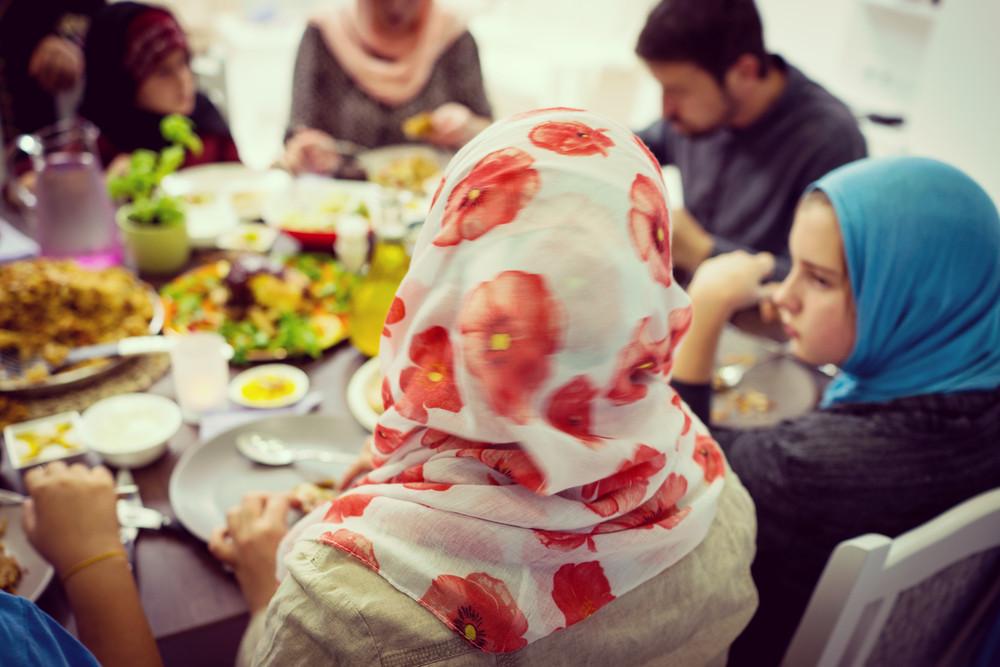 De ramadan loopt dit jaar van donderdag 23 april tot zaterdag 23 mei