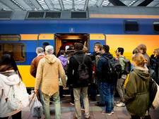 Duo verdacht van steekpartij opgepakt in trein op station Meppel