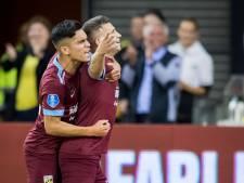 Linssen dirigeert Vitesse naar winst in Airbornewedstrijd