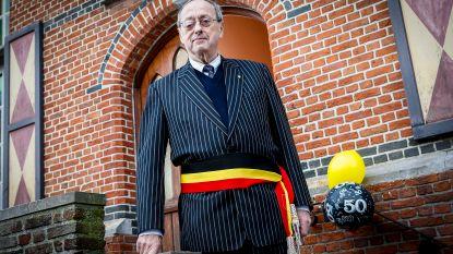 Langstzittende burgemeester komt niet meer op in oktober
