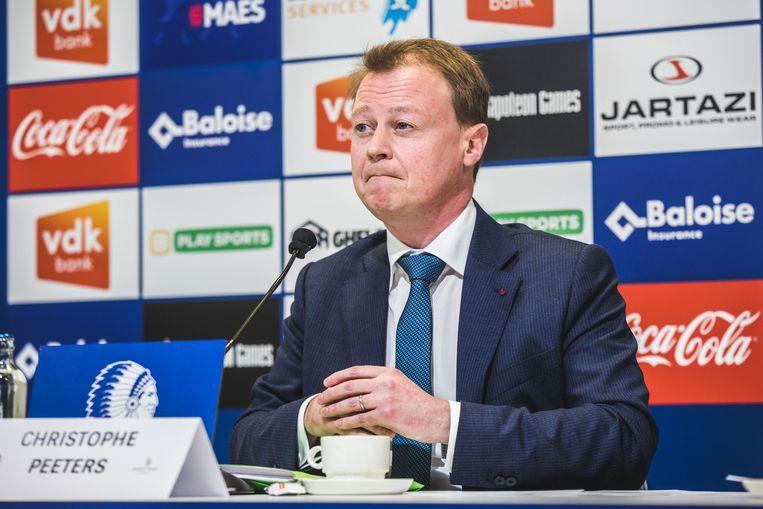 Voormalig schepen van Financiën Christophe Peeters (Open VLD) stelt dat het nieuwe stadsbestuur zich geen zorgen hoeft te maken over het verlies in de Ghelamco Arena.