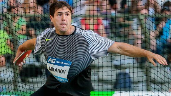 Philip Milanov voert de Belgische selectie aan
