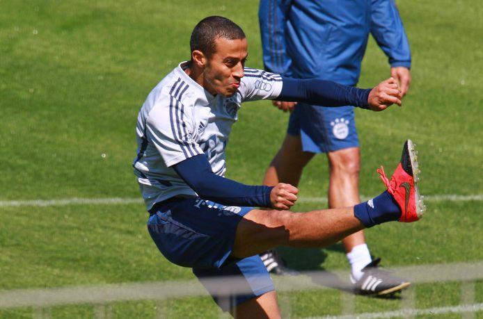 Thiago Alcantara.