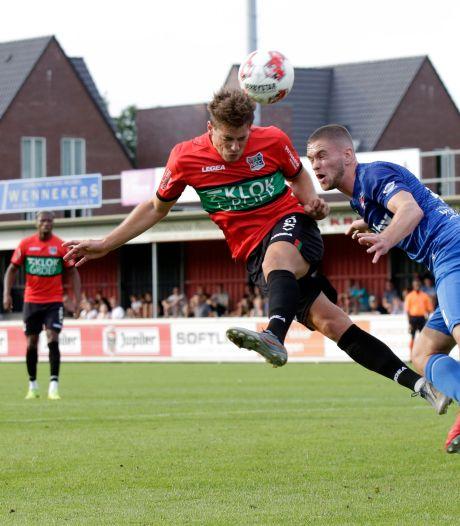 De Treffers oefent tegen De Graafschap en NEC