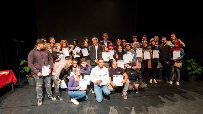 200 jongeren krijgen hun ComPascertificaat