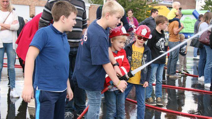 Jongeren zien droom als brandweerman uitkomen