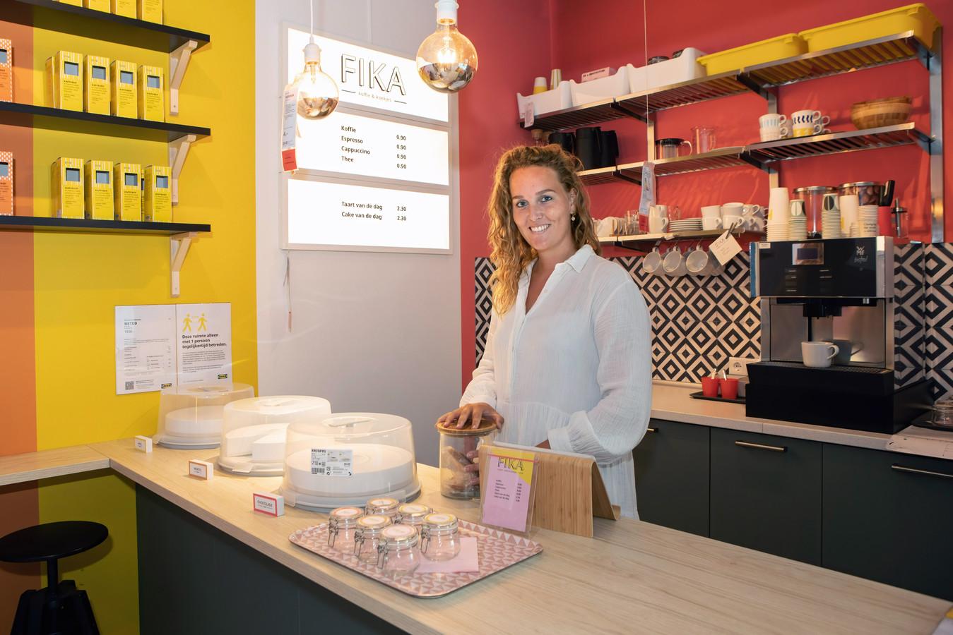 Fabiënne Breevaart uit Breda is de Wandelende Catalogus van IKEA.