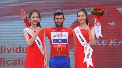 Hattrick voor Gaviria: Colombiaan rijgt successen aan elkaar in China