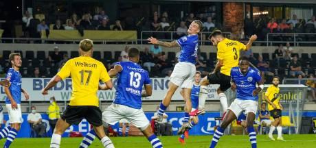 Veel passie en strijd, maar geen punten voor FC Den Bosch in Breda