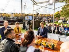 Vier dagen lang uitzendingen Omroep MAX vanuit Blokzijl