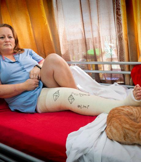 Daniëlle vindt straf voor man die haar zwaargewond achterliet 'veel te weinig': 'Een tikkende tijdbom'