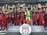 Liverpool pakt Super Cup na penalty's