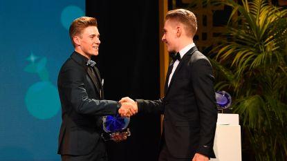 """Ilan Van Wilder is de beste jongere op het Gala van de Kristallen Fiets: """"Erkenning van een knap jaar"""""""