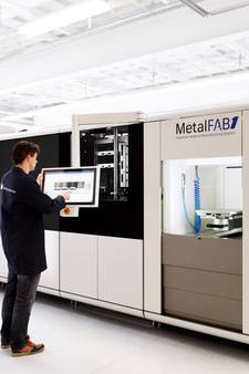 Additive Industries in Eindhoven wil in mondiale top 3