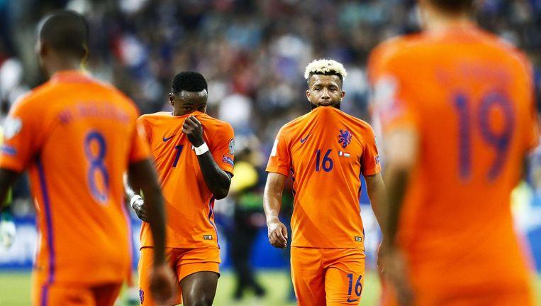Hoe Komt Het Nederlands Elftal Uit De Crisis Het Parool