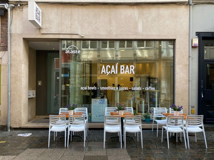 Açaí bar Gent.