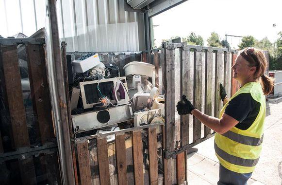 Omwille van bijscholing van de parkwachters in Oud-Heverlee is het recyclagepark gesloten op 18 oktober