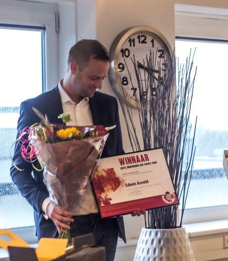 Edwin Asveld verkozen tot beste ondernemer van Twente
