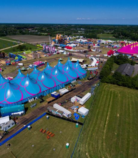 Geen evenement, dan ook geen tent. Drama voor tentenbouwers