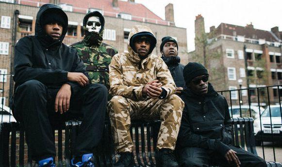 De Britse hiphopformatie 67 maakt drill music die gewelddadig gedrag zou uitlokken.