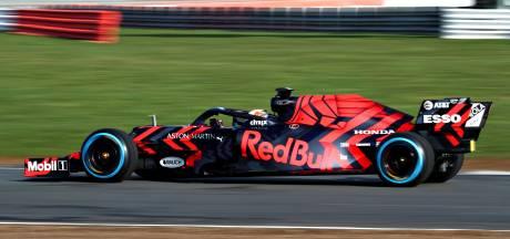 Verstappen rijdt op eerste testdag in Barcelona