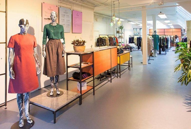 Lena The Fashion Library Beeld LENA