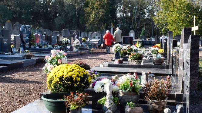 Mondmasker vanaf donderdag verplicht op Denderleeuwse begraafplaatsen