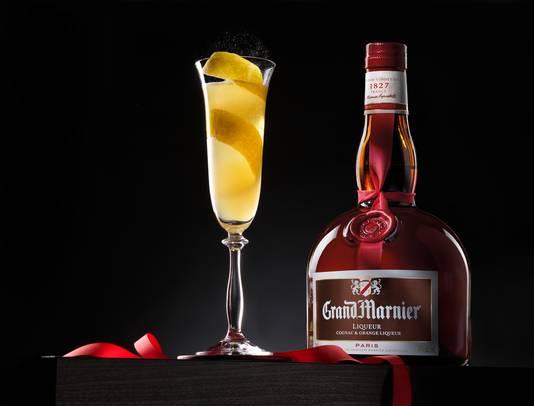 Grand Marnier - à marier avec du champagne pour les fêtes. - Prix conseillé: 27,67 euros.