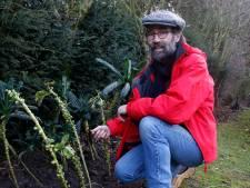 Jubileum vereniging ecologische volkstuinders: Koken met wat je eigen tuin schaft