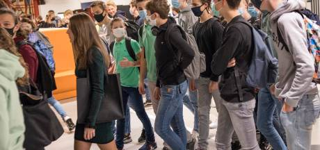 Twents Carmel College: mondkapje verplicht vanaf 19 oktober